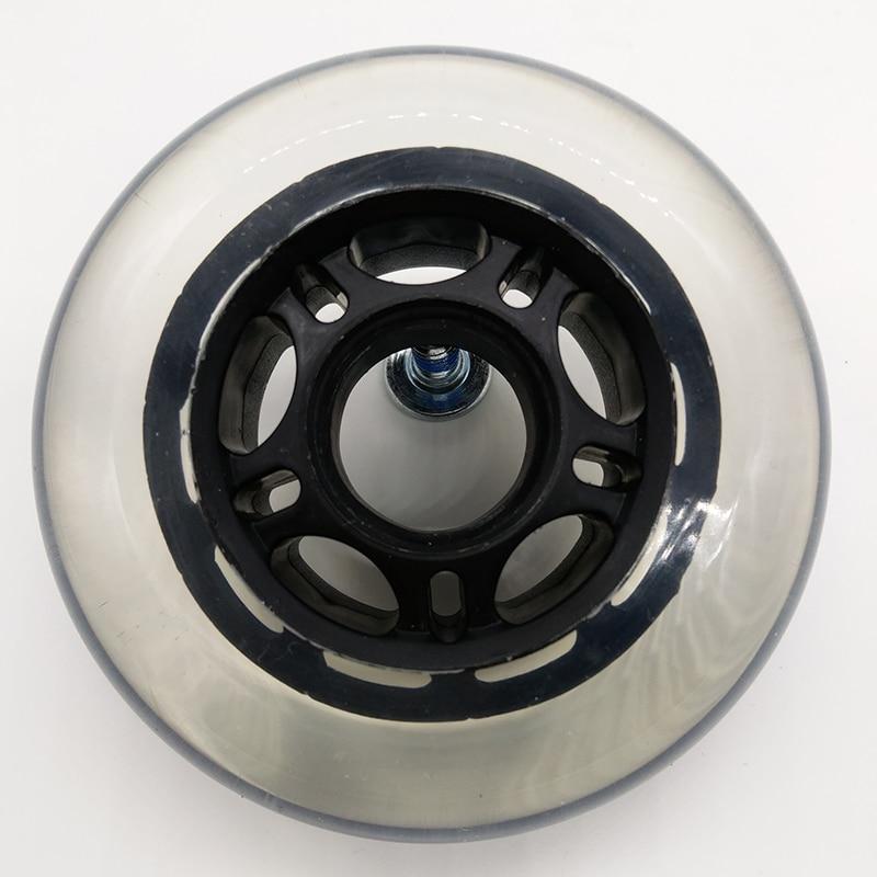 ilmainen toimitus rullaluistimet pyörät 64mm 70mm 72mm 76mm 80mm - Pyöräily - Valokuva 5