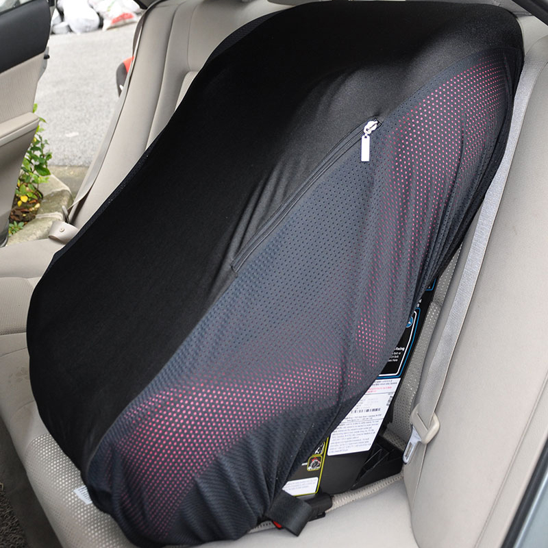 Baby Car Seat Covers | High Density Baby Car Seat Dust Cover Guard Child Chair Protector Seat Covers Black