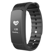 Гестия I3 HR сердечного ритма Мониторы Смарт Группа Браслет Фитнес трекер спортивные SmartBand браслет умный браслет для IOS Android