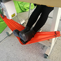 Desk Feet Hammock Foot Chair Care Tool The Foot Hammock Outdoor Rest Cot New Novely Portable Foot Rest Stand Desk Feet Hammock