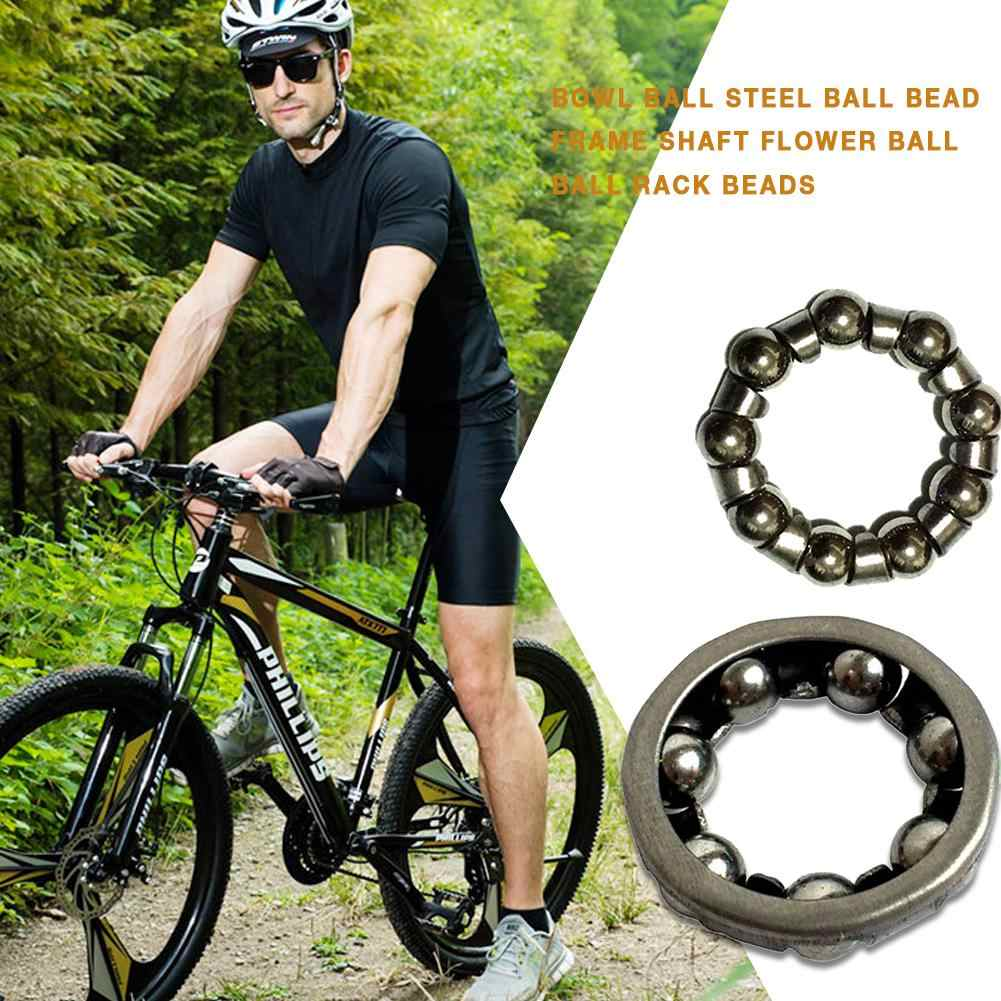 30/20/25/6/5mm Frame Front Fork Bead Bicycle Headset Bearing Steel Ball Retainer Bike Part Bicycle Accessories Dropship