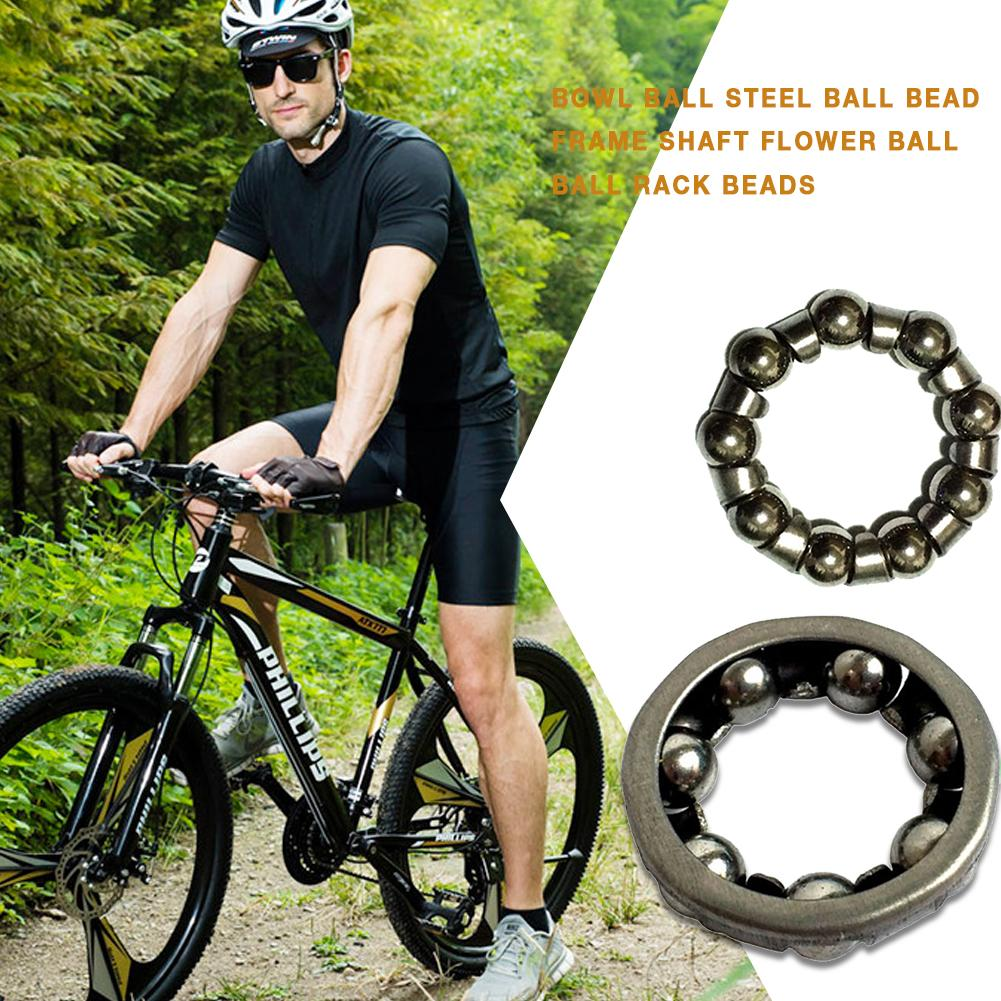 2pcs//set Bike Bicycle 1 1//8/'/' Headset Front Fork Caged Ball-race Bearing
