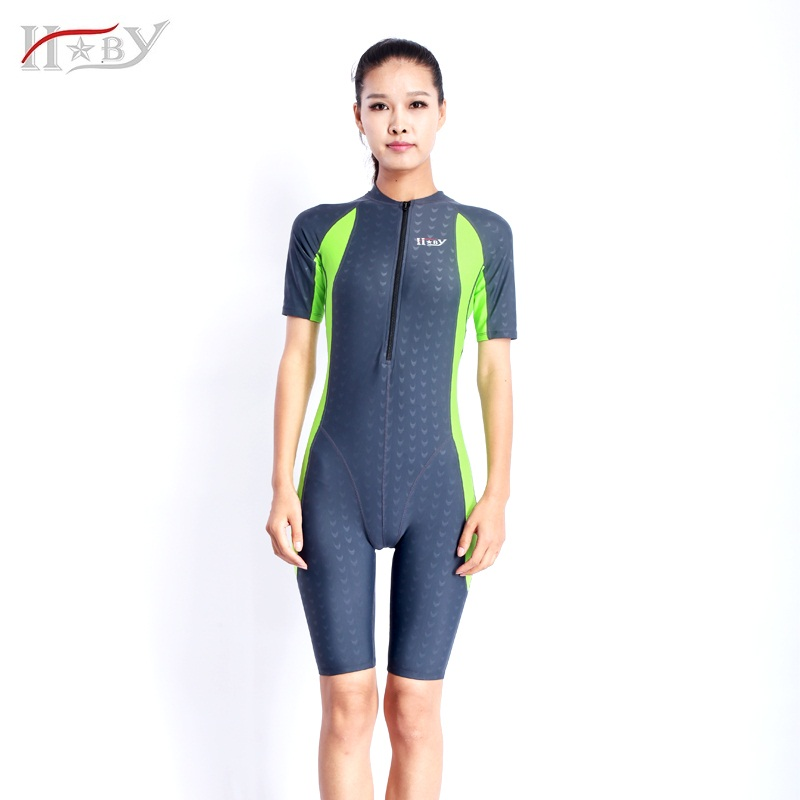 HXBYswimsuit competition swimsuits knee length female swimwear women arena swimming competitive plus size racing suit shark NEW yingfa competitive swimming kids swimwear hxby competition swimsuits training swimsuit swim suit women girls racing plus size