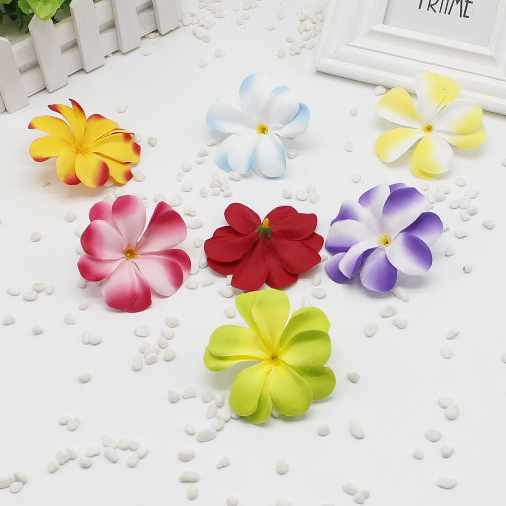 10 pcs / lot Cheap Wholesale Egg Artificial Flower Decoration Wedding Decoration Home Decoration Living Gift Decoration Box