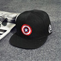 Fashion caps baseball 4 colors captain america caps Snapback High Qaulity for gorras Men's bone hat
