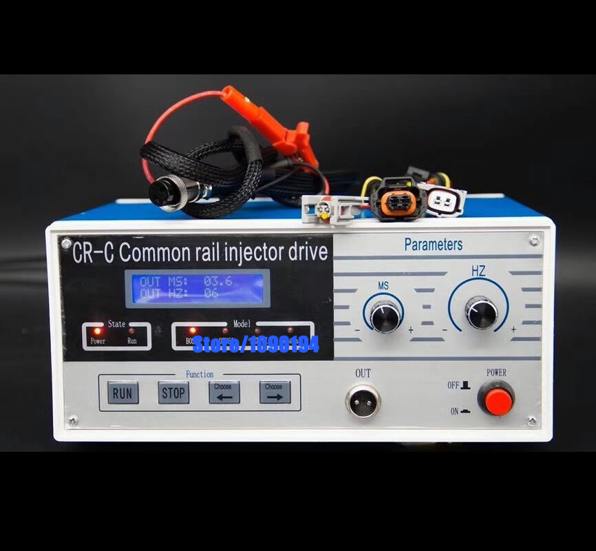 winter Sale CR C diesel common rail injector tester diesel Injector diagnosis tool diesel Injector driver