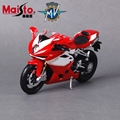 Maisto 1:12 scale MV Agusta F4 RR 2012 metal models motorcycle race car motor bike miniature display collectible toys for kids
