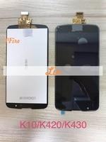 1pcs 5 3inch K10 Lcd For LG K10 FOR LG K10 K430 K430DS K420N 420N LCD