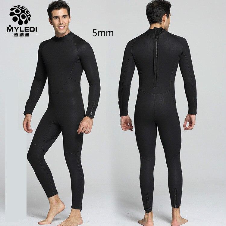 5 mm SBR full black long waterproofing and warm diving suit surfers жидкость sbr oreshek 60мл 0мг