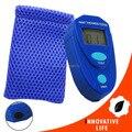 Mini Digital Medidor de Espesor de Recubrimiento Pintura Espesor Tester Medidor de Espesor de Pintura de Coches 0 ~ 2.0mm Epoxi Esmalte De Plástico con bolsa