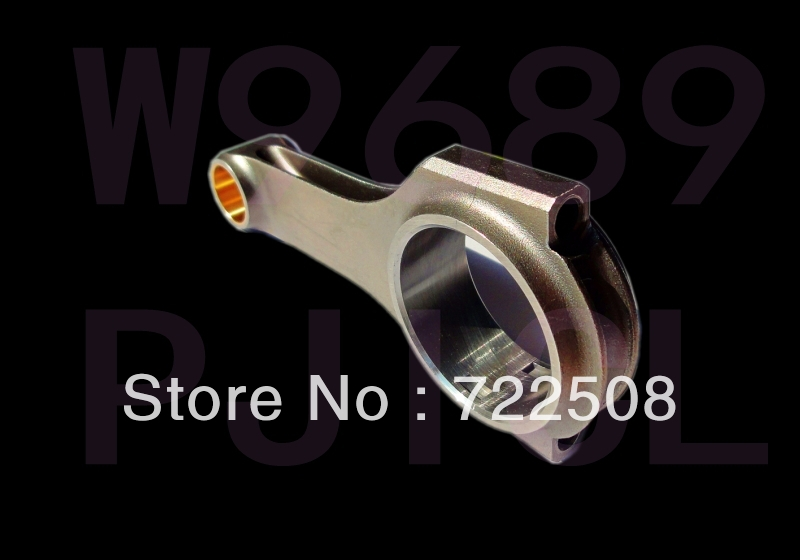 forged connecting rod for to lada niva 1700 vaz 21213 21214 race engine tuning 4340 billet