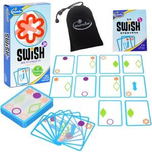 thinking Card Swish logical bo