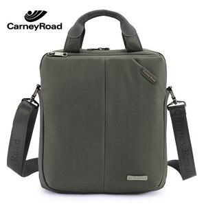 Image 1 - Carneyroad高品質オックスフォードファッションメンズメッセンジャーバッグ旅行ビジネスメンズブリーフケースカジュアルオフィスバッグ 2019 カジュアル