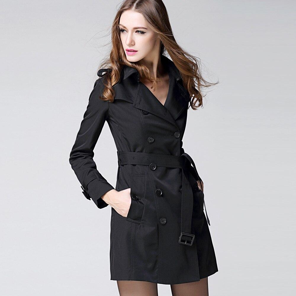 BURDULLY Women 2019 pavasario rudens drabužiai vienspalviai ledi - Moteriški drabužiai - Nuotrauka 6