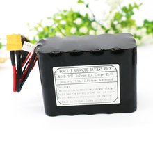 KLUOSI UAV 12V Li-ion Battery 11.1V/12.6V 17500mAh 3S5P Use Single Cell NCR18650GA Combination Suitable for Various Drone