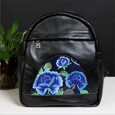 XIYUAN BRAND Women Backpack high quality Leather Mochila Escolar School Bags For Teenagers Girls Top-handle Backpacks women vintage backpack high quality pu leather mochila escolar school bag for teenagers girls top handle casual large backpacks