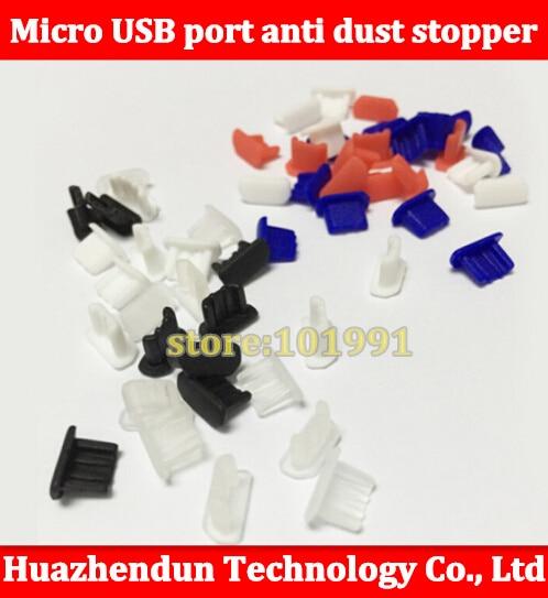 Micro USB Dust Plug Anti Dust Charger Plug Stopper for Micro USB Earphone Jack Plug Cover