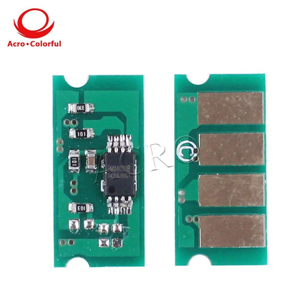 Chip de Toner Para Ricoh Aficio 3224C 3232C cartucho Copiadora de Reset impressora A Laser