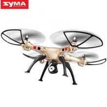 SYMA Original X8HW FPV Zangão RC com Câmera HD Wi-fi Compartilhamento de Real-time Drones Helicóptero Quadcopter Dron com Pairando função