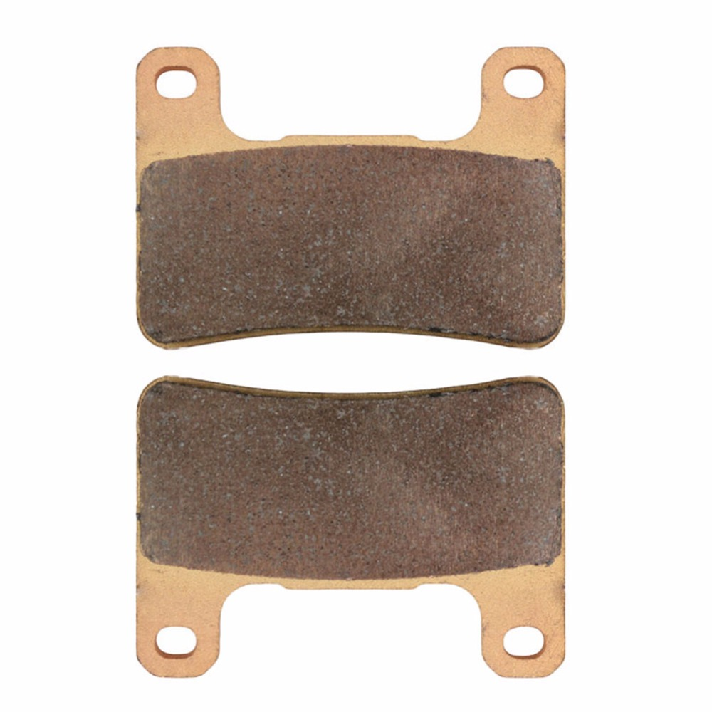 Sintered Copper Motobike disks FA379 Motorcycle Brake Pads For SUZUKI GSXR 750 K4/K5/K6/K7/K8/K9/L0 04-10 sintered copper motobike disks fa379 motorcycle brake pads for kawasaki z 1000 sx zr 1000 gbf 2011