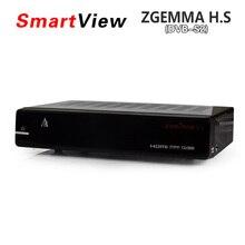 [ original ] ZGEMMA H.S TV satélite caja receptor DVB S2 Enigma2 Linux OS 2000DMIPS procesador de la CPU BCM7362