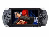 8 GB de memoria pantalla de 4.3 pulgadas MP4 MP5 Jugador Del juego de mano Consola de Juegos 3000 juegos gratis de libros electrónicos de apoyo/TV-out/video1.3 MP Cámara(China (Mainland))