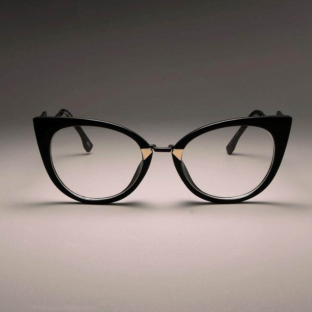 C3 black clear lens