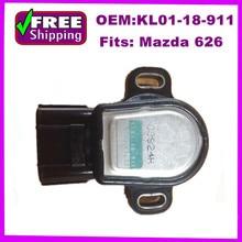 Высокая один Датчик Положения Дроссельной Заслонки tps датчик 198500-3040 MPV KL01-18-911 KL0118911 для Mazda 626 Millenia MX-3 MX-6