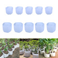 5Pcs Fabric Grow Bags Fabrics Garden Supplies Nursery Pots Seedling-Raising Bags