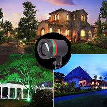 Laser Show Light Outdoor Lawn Light Sky Laser Spotlight Landscape Park Garden Lamp Christmas Wedding Star Laser Shower Outdoor