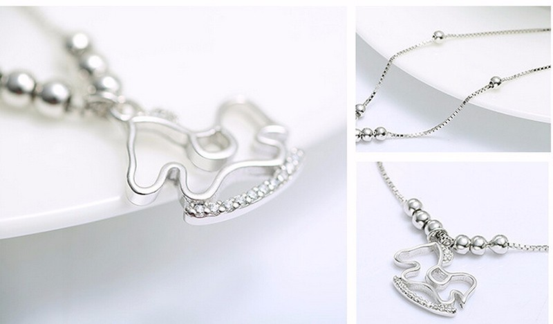 pony bracelet Anklet
