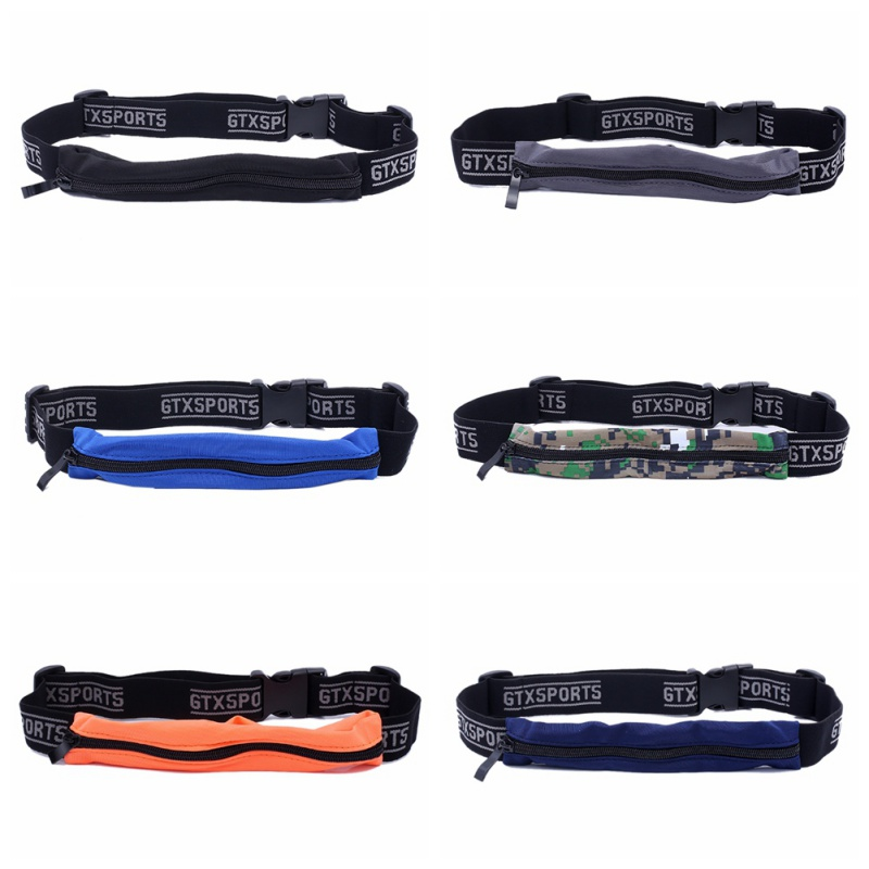 Diving material close-fitting sports outdoor running pockets