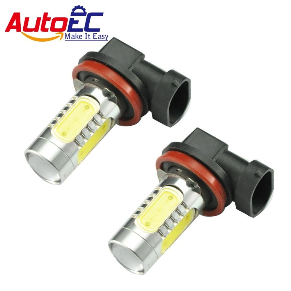 AutoEC 2 x LED svjetla za maglu H11 16w s velikom snagom automobila - Svjetla automobila - Foto 1