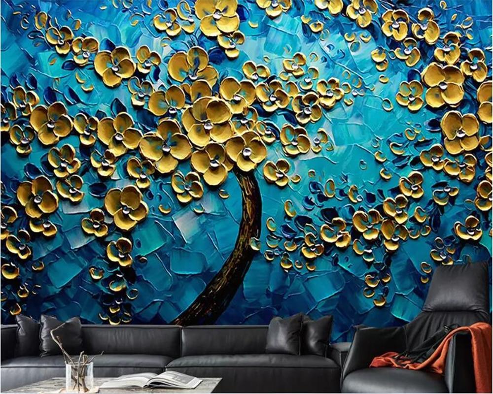 Beibehang Papel De Parede 3d Brick Wallpaper 3d Custom Wall Mural