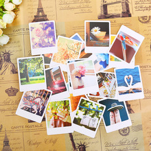 55 pcs/lot vintage mini cards