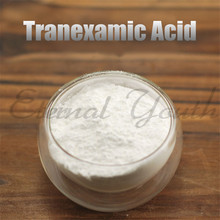 100 grams 99% Tranexamic Acid Powder Cosmetic Additive Skin Lightener Whitener Anti Aging Ageless Bulk Beauty Salon