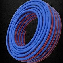 Внутренний диаметр 8 мм газовое сварочное оборудование сварочный аппарат Труба Специальный сварочный шланг газовый резак шланг 5 м/лот