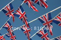 Double Sides Promotion BUNTING flag , pennant flag, pendent flag