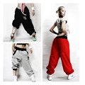 2016 Mens Womens Trousers Slacks Casual Harem Baggy Hip Hop Dance Sweat Pants