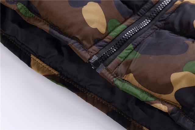 Winter Camouflage Jacket