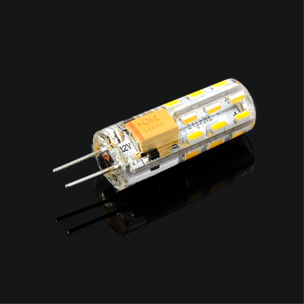 Cheap Luminarias G4 led lamp 12V 220V 3 3.5 5 6 8 9W 24 48 64 104 LED 3014 SMD amber pendant Warm Cool White Light Bulb Lamp