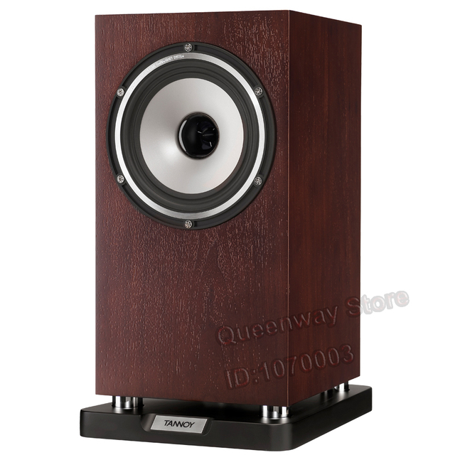 Tannoy Revolution XT 6 Inch Bookshelf Speaker Coaxial 89dB Tube Amplifier 8ohms Medium