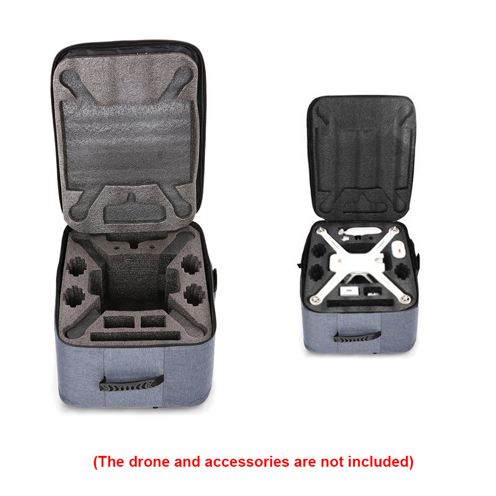 Sac à dos extérieur antichoc sac à bandoulière sac de transport souple pour XIAOMI Mi Drone 4 K 1080 P FPV RC Quadcopters july31