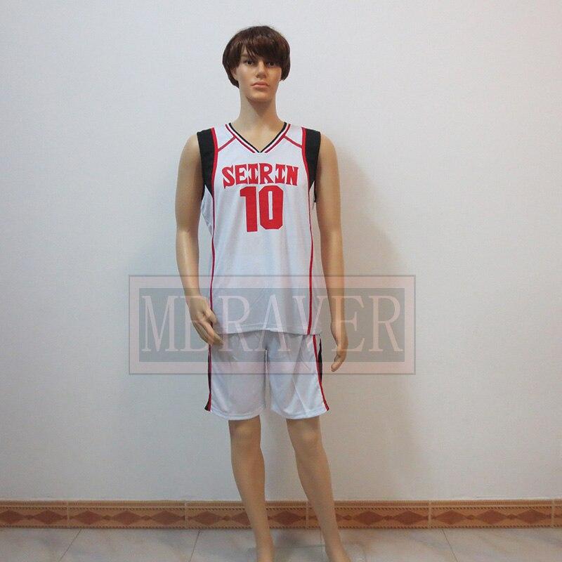 Kuroko no Basket Kagami Taiga Cosplay No.10 Mens Kuroko no Basket Cosplay Costume