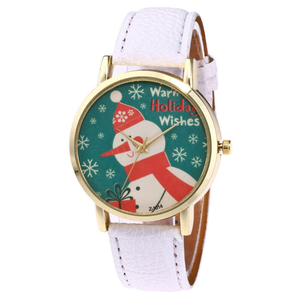 Top Brand Fashion Womens Watch Casual Wristwatch Business White Lady Watch For Woman Christmas Gift Clock