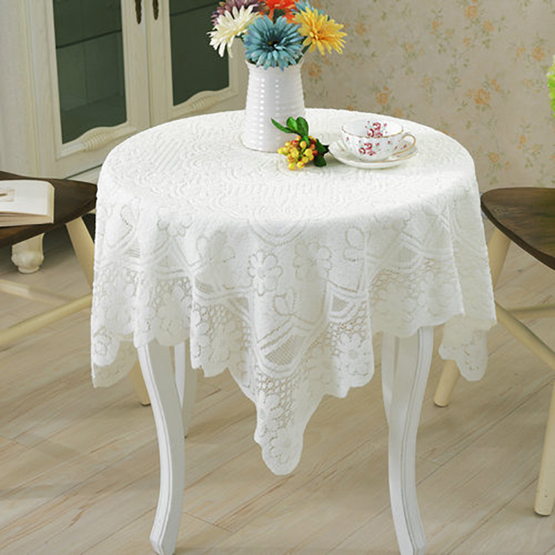 Pastoral Style Lace Peony Floral Home Decor Hotel Dining Table Rhaliexpress: Home Decor Tablecloth At Home Improvement Advice