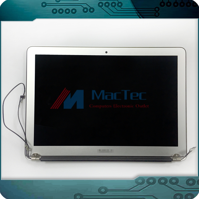 """Original 98% New Full LCD Screen Display Assembly 661-7475 661-02397 A for Apple MacBook Air 13"""" A1466 Year 2013 2014 2015"""