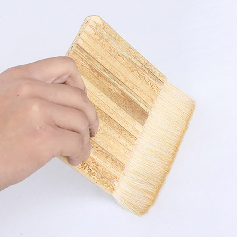 1 pcs of high quality wool brush Bamboo row pen scrubbing brush Large area painted paintbrush Art supplies high quality iss g200 1 pb niagara2250 60 pci sales all kinds of motherboard