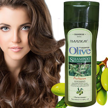 Olive Oil Shampoo  Nourishing Damage Repaired Olive Oil & Potent Natural Ingredients  for Hair Care Free Shipping