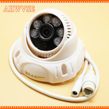 AHWVSE 3.6mm IP Camera POE ONVIF IR 960P 1.3MP Built-in IR-CUT Indoor POE Network CCTV Camera